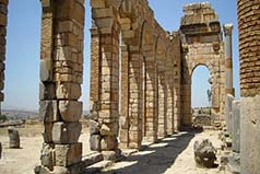 Day Trip from Fes to Volubilis