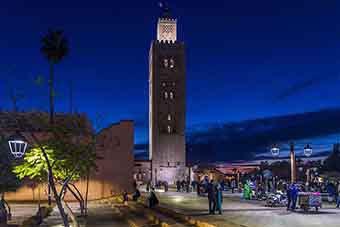 7 days desert tour from Fes to Marrakech