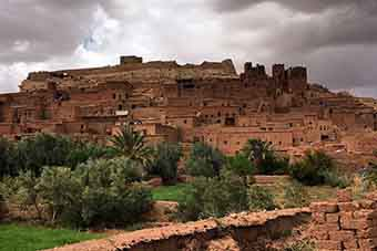 8 days desert tour from Tangier to Marrakech